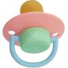 LUBBY Соска-пустышка ортодонтическая латексная, хедер 10407