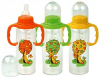 Бутылочка пластиковая с ручками, 250 мл Мир детства 11015
