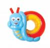 Погремушка-прорезыватель с водой «Улитка» Мир детства 23037